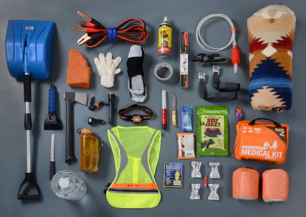 What To Carry In Your Car Survival Kit #2 | emergency car kit