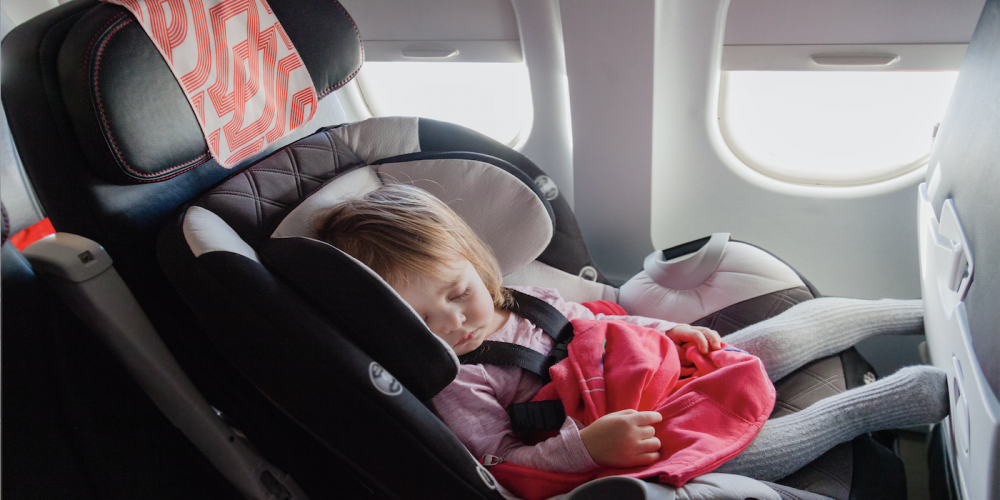 Take Your Car Seat on the Plane | Life 360 Tips