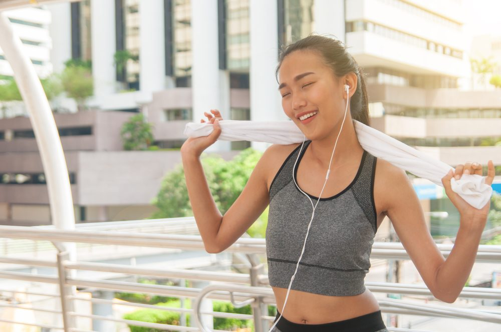 Exercise helps your brain relax | Life 360 Tips