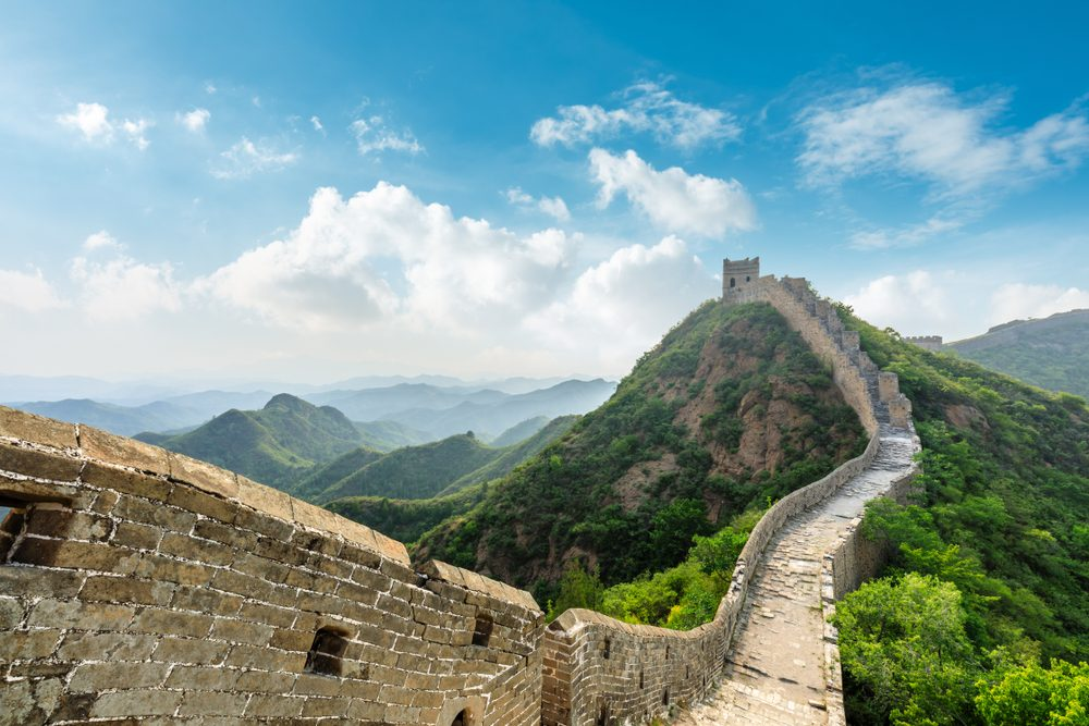 The Great Wall, China |  Bucket List Travelbeautiful places on Earth travel bucket list instagram