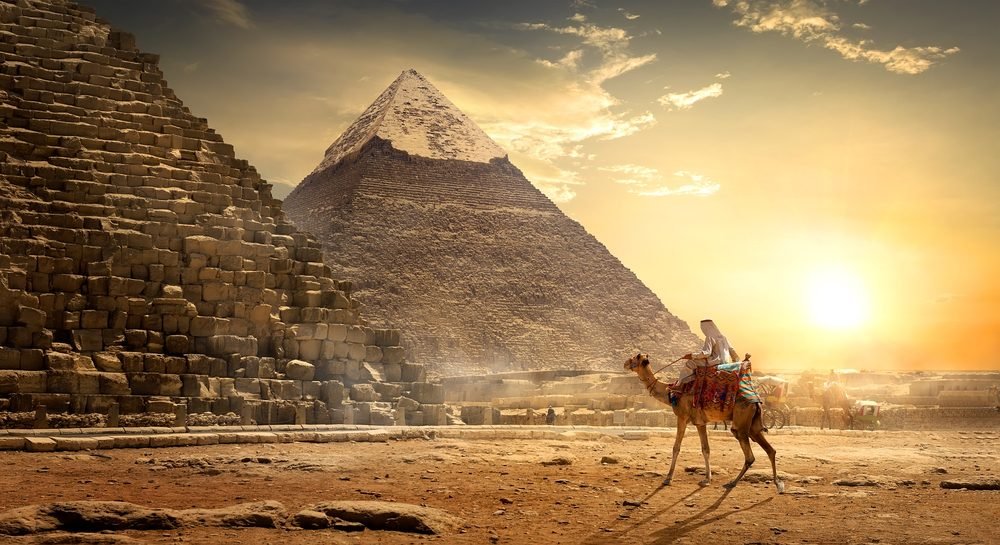 The Great Pyramids, Egypt | Life360 Tips