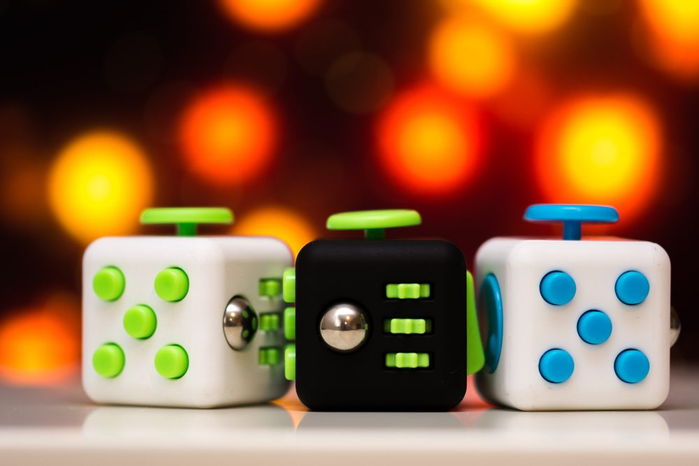 What's on a fidget cube? | Life360 Tips