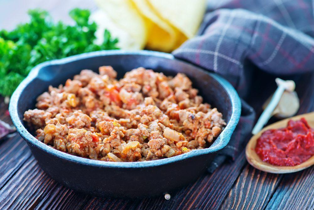 Taco Skillet Breakfast | Best Keto-Friendly Breakfast Ideas | Life360 Tips