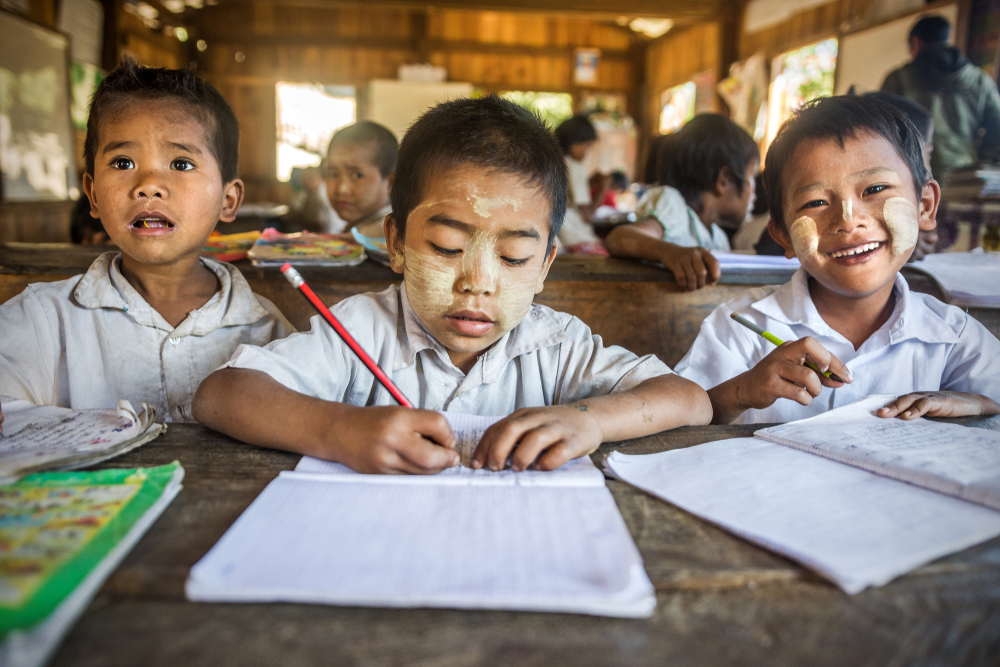 Myanmar | Countries With The Best And Worst Education Systems In The World | Life360 Tips
