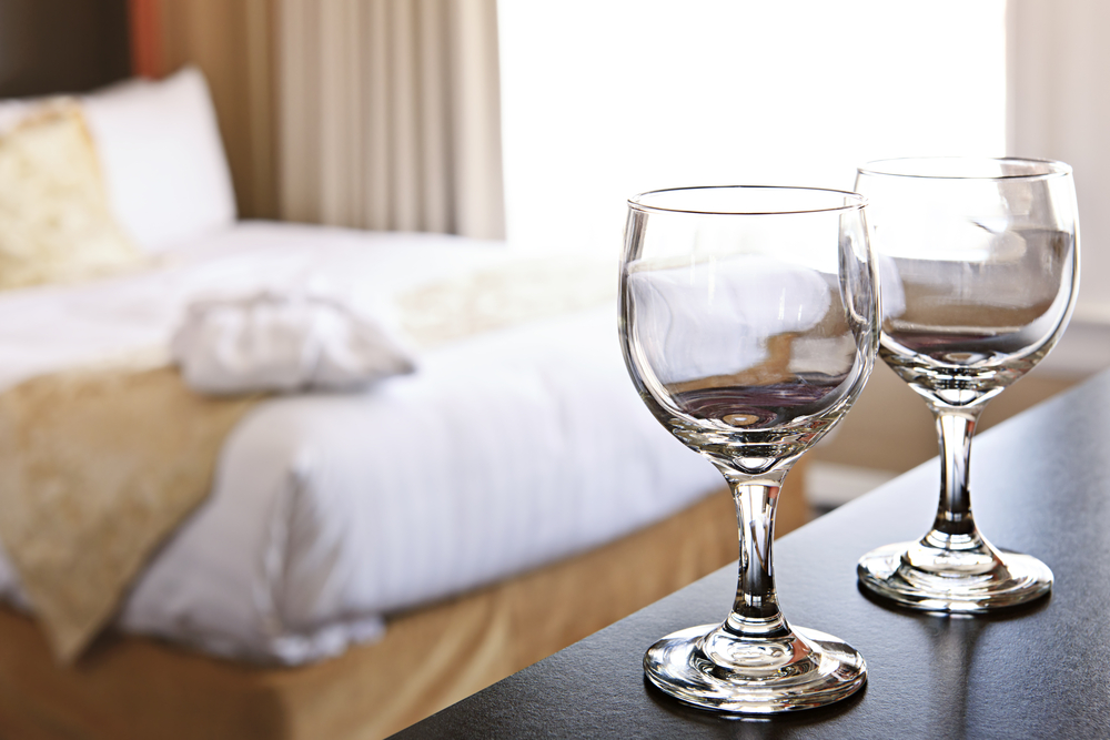Bring Your Own Cups | 8 Things You Should Never Touch In A Hotel Room | Life360 Tips