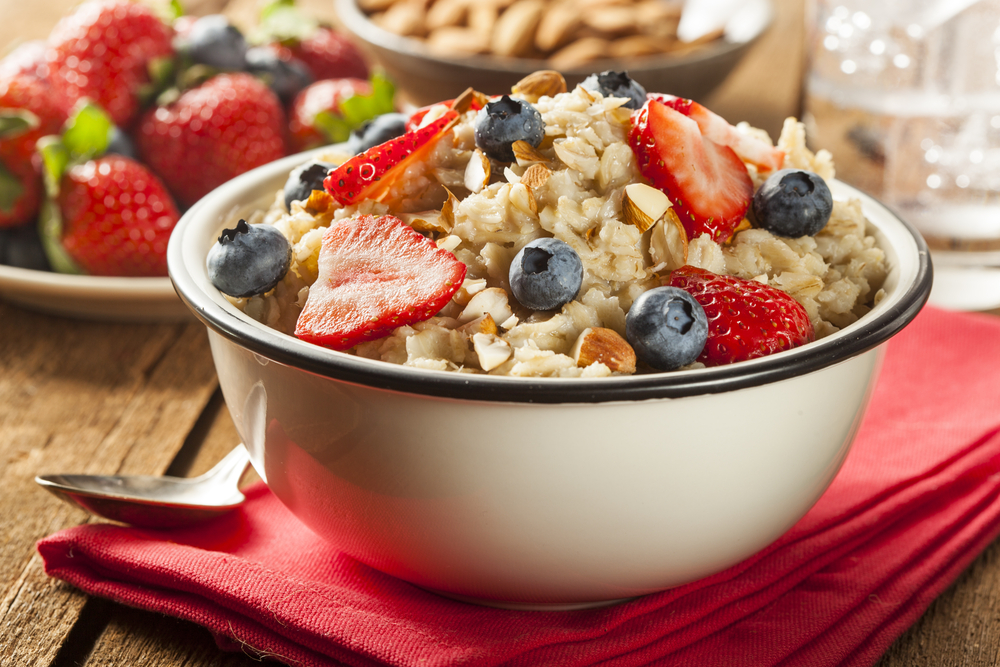 Oatmeal | The Top 10 Foods That Burn Calories | fat burning foods what to eat to lose belly fat what to eat after workout fat loss nutriments customer service mct oil fatty fish pre workout snack for weight loss keto bodytone