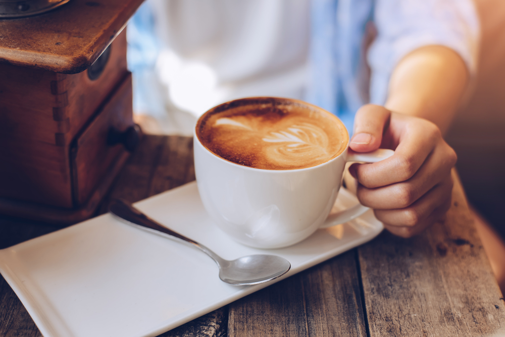 Coffee gives you antioxidant benefits | 10 Things That Happen To Your Body When You Drink Coffee  | Drink coffe starbucks coffee