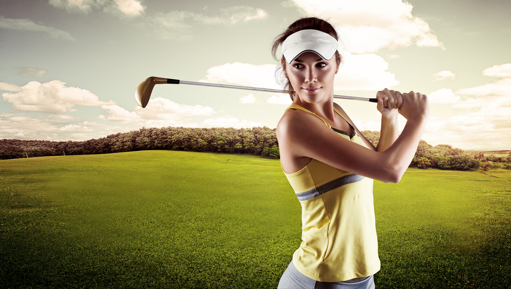 Golf clubs | 10 Surprising Items That Make Women More Attractive To Men | Life360 Tips