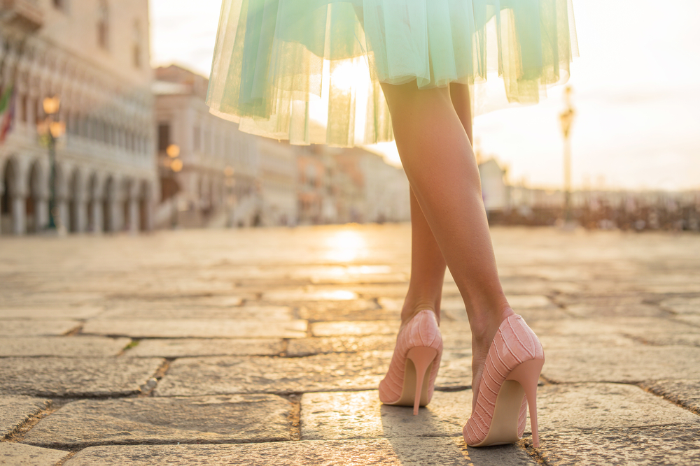High heels | 10 Surprising Items That Make Women More Attractive To Men | Life360 Tips